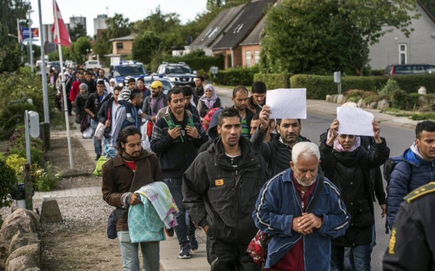 Глава Еврокомиссии объявит о новых квотах для приема беженцев