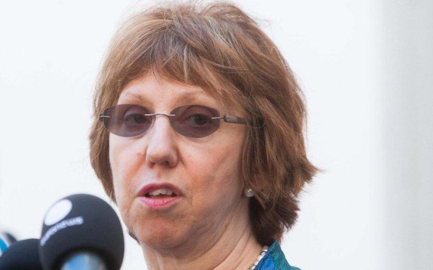 ЕС внимательно следит за ситуацией на востоке Украины