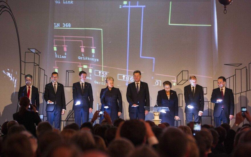 Президент Литвы: электромосты укрепляют стабильность и солидарность