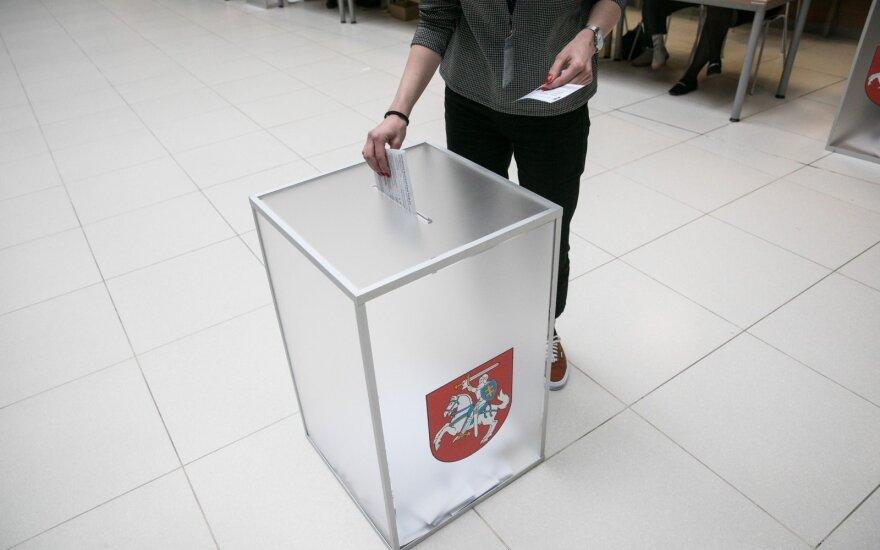 Заместитель генерального комиссара полиции Литвы: выборы проходят спокойно