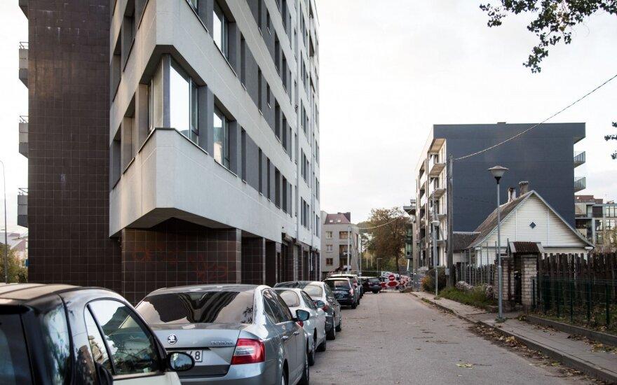 В Вильнюсе – важные изменения: в части города сокращается количество парковочных мест