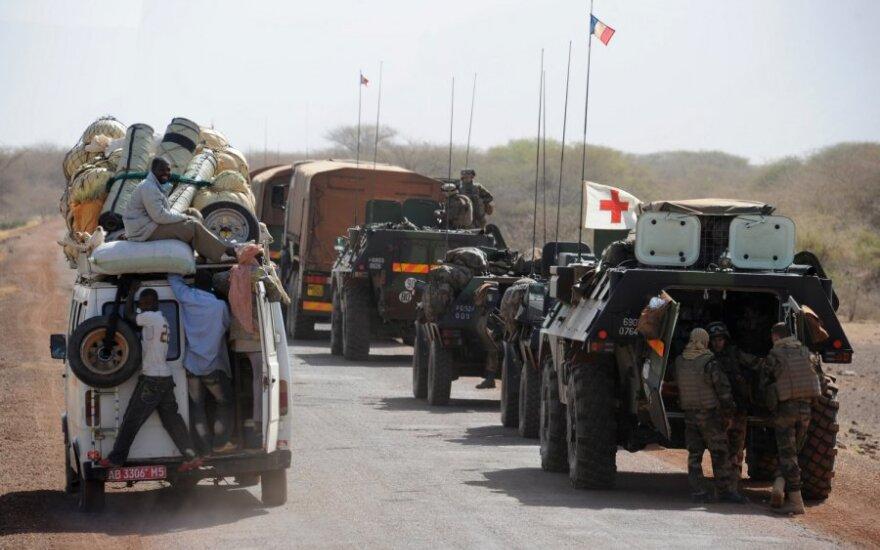 Миротворцы ООН изнасиловали женщину в Мали