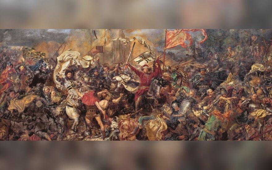 Obchody rocznicy Bitwy pod Grunwaldem w Wilnie