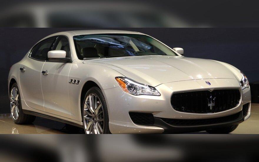 Тест-драйв Maserati Quattroporte: триумф итальянских традиций