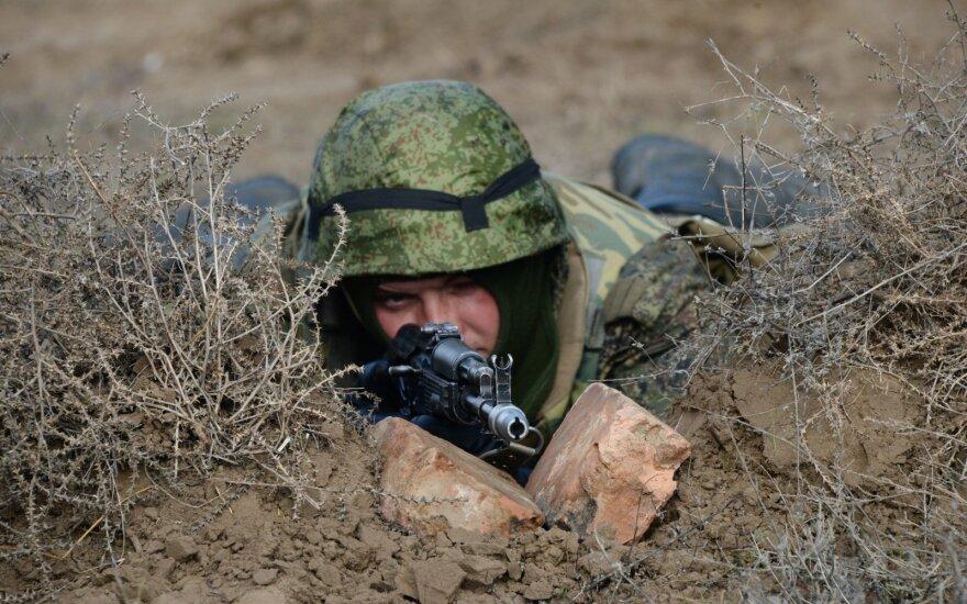Президент Литвы запретила говорить о возможной высадке российских военных в Юодкранте