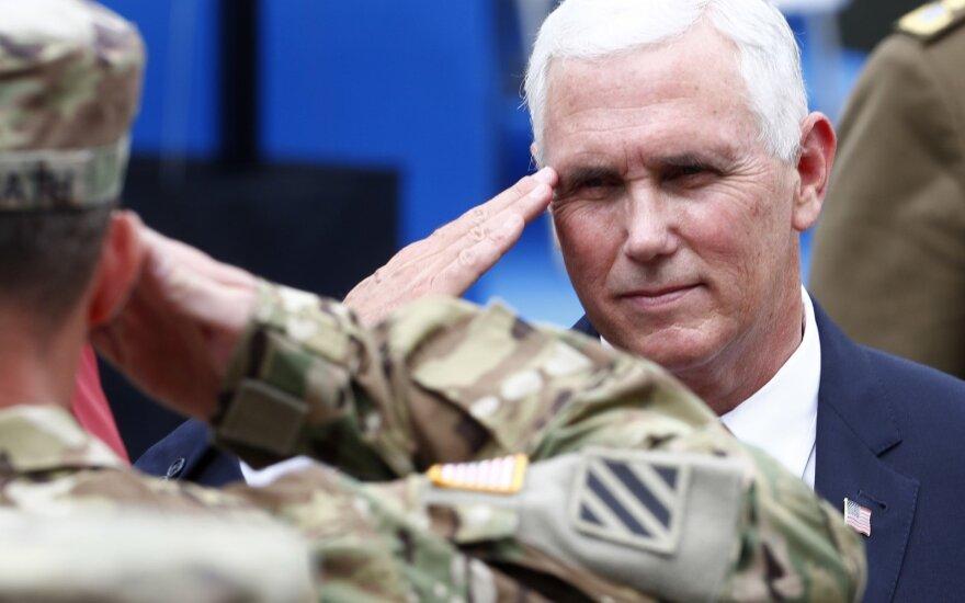 Вице-президент Майк Пенс: космические войска в США будут созданы к 2020 году