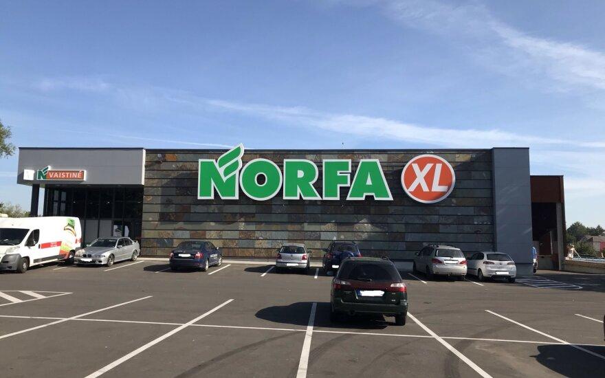 Коронавирус диагностирован у работника магазина Norfa