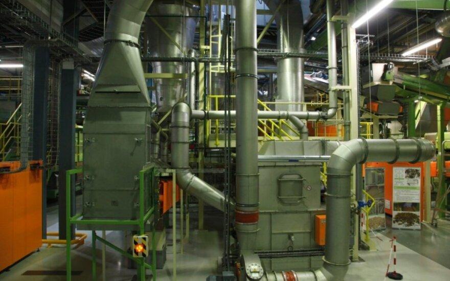 Промышленность в Литве в этом году выросла на 5,7%