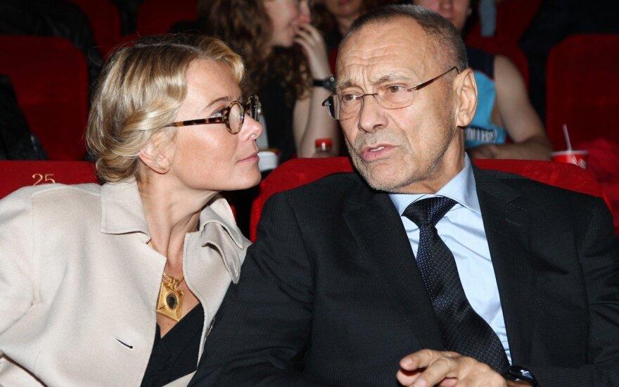 ФОТО: Кончаловский рассказал о тайном венчании с Высоцкой