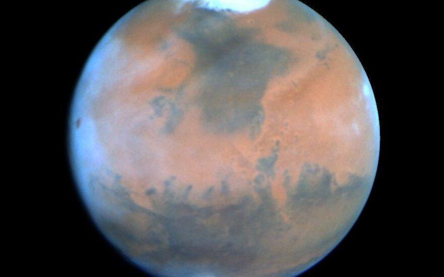 Marsas, NASA-nuotr.