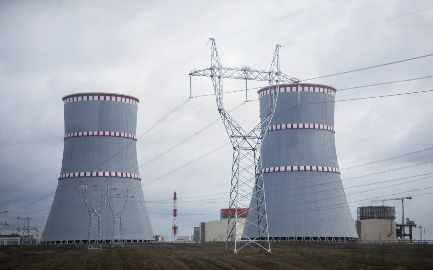 Около 100 строителей Белорусской АЭС инфицированы коронавирусом