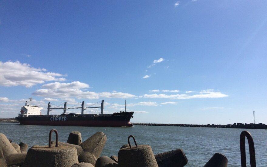 """Глава Минтранса Литвы: """"Беларуськалий"""" намерен повысить экспорт через Клайпедский порт"""