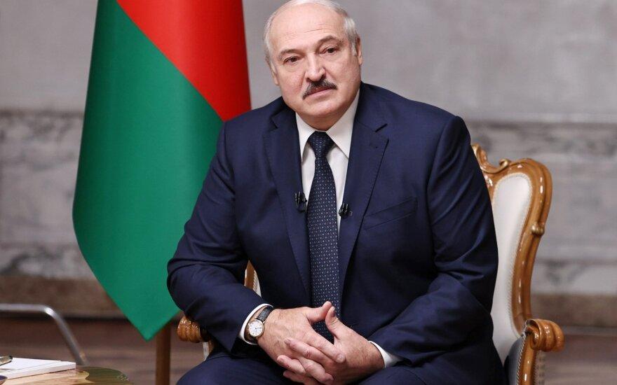 Aliaksandro Lukašenkos interviu Rusijos propagandistams