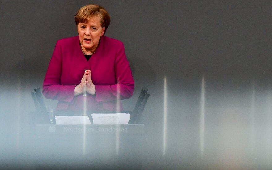 Газета: Германия попросит США освободить ее от участия в санкциях против России