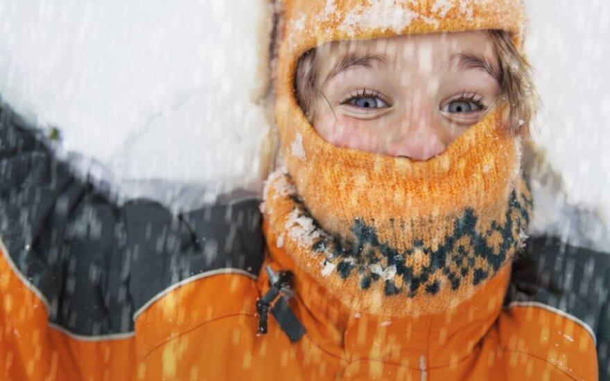 Выходные в Литве: туман, дождь со снегом, гололедица