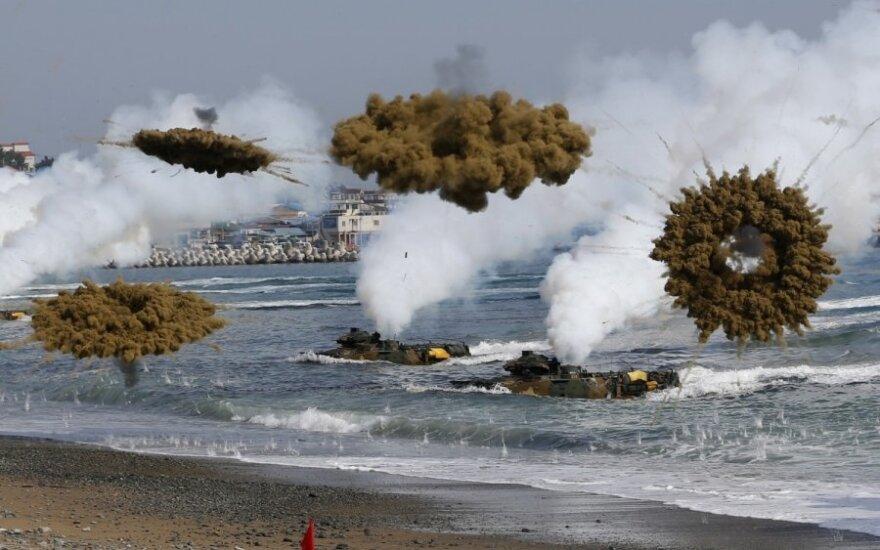 Корабли КНДР и Южной Кореи вступили в перестрелку