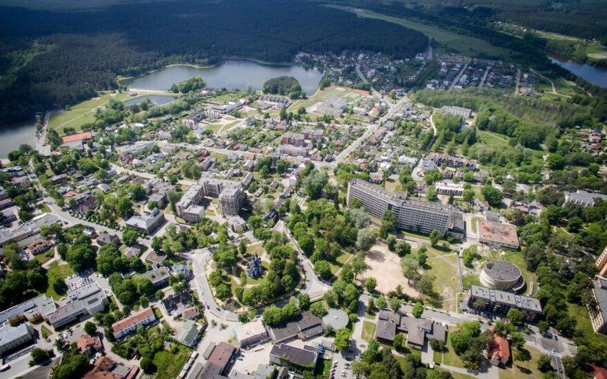 Популярный литовский курорт: номер в гостинице по цене номера на Мальорке
