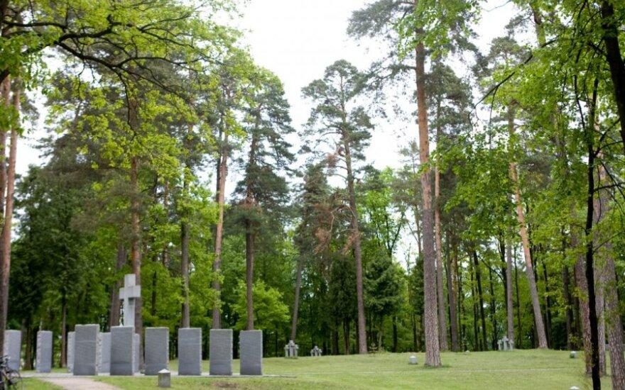 Vingio Park cemetery