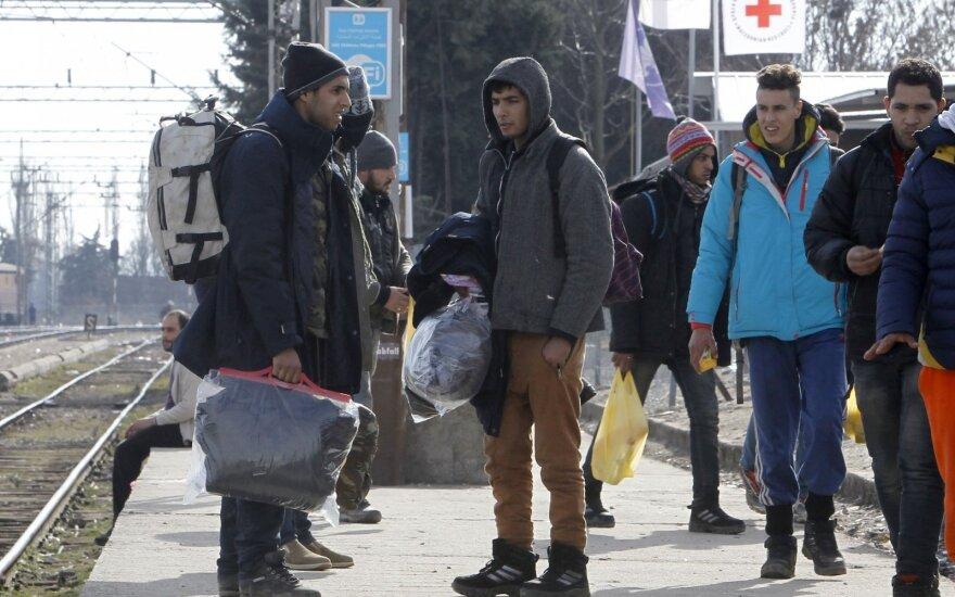 Президент Литвы предлагает ужесточить требования к беженцам
