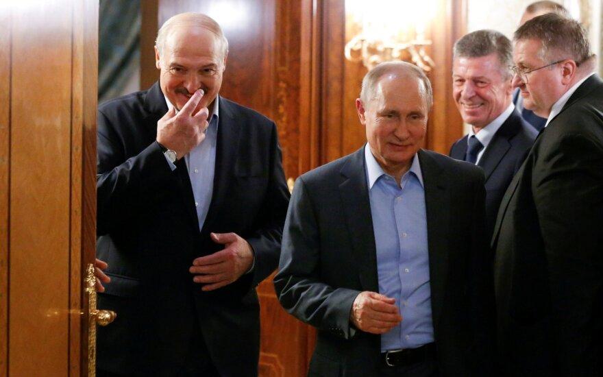 Беларусь-Россия: парадигма отношений не меняется, войны не будет?