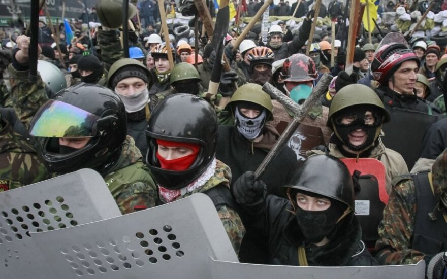 """Украина: """"Правый сектор"""" не исключает терактов со стороны силовиков и ФСБ России"""