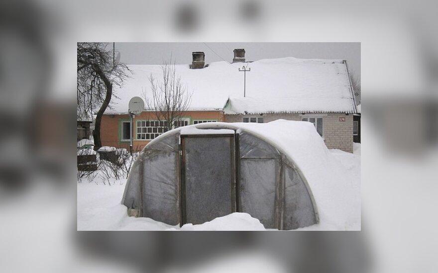 В Вильнюсе вооруженные грабители ворвались в дом