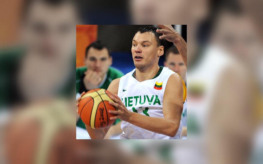 Šarūnas Jasikevičius (Lietuva)