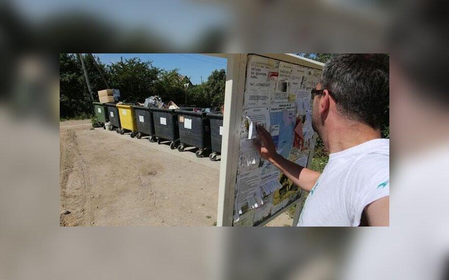 Вильнюс: не переплачиваете ли вы за вывоз мусора?