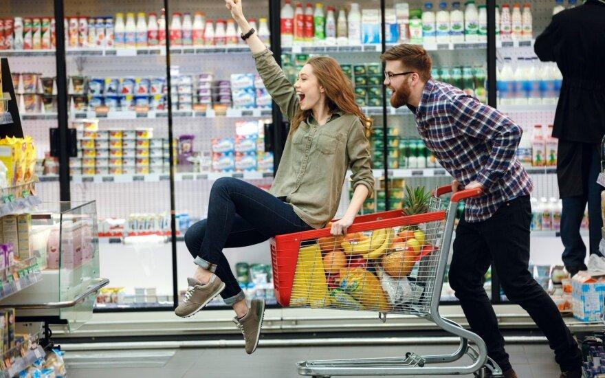 Расширение крупных торговых сетей в Литве: в этом году откроются десятки новых магазинов