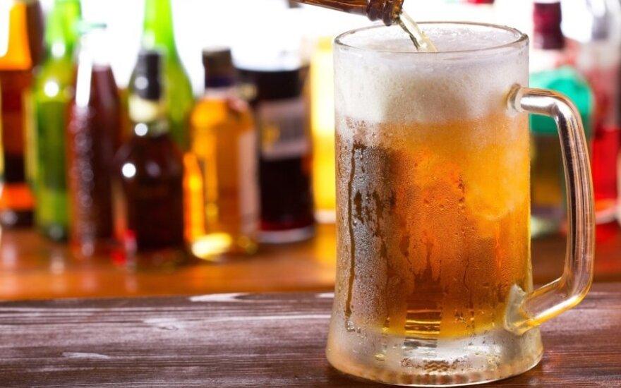 Приостановлены поставки украинского пива в Беларусь