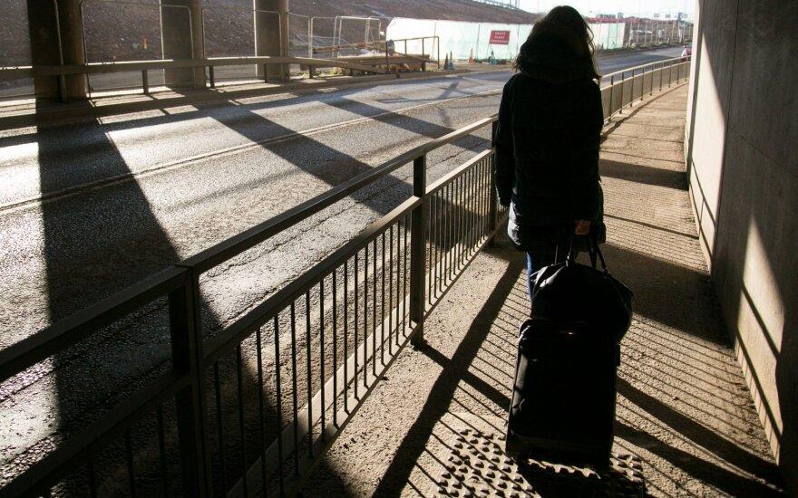 Об эмиграции думают и школьники: треть не видит своего будущего в Литве