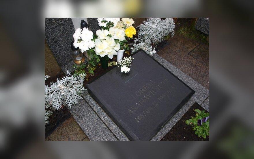 На Антакальнисском кладбище осквернены могилы борцов за свободу Литвы