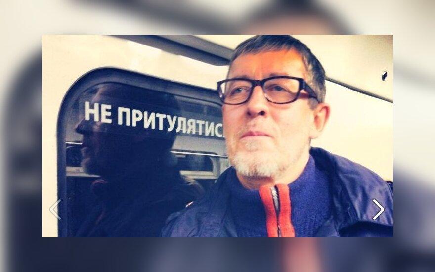 Российский журналист Александр Щетинин найден мертвым в своей квартире в Киеве