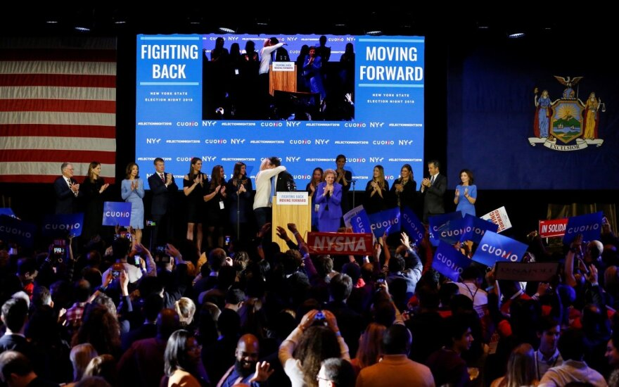 В США демократы побеждают в Палате представителей, республиканцы сохранили большинство в Сенате