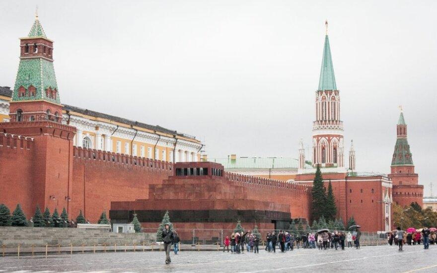 Mieszkańcy Moskwy o Litwie?