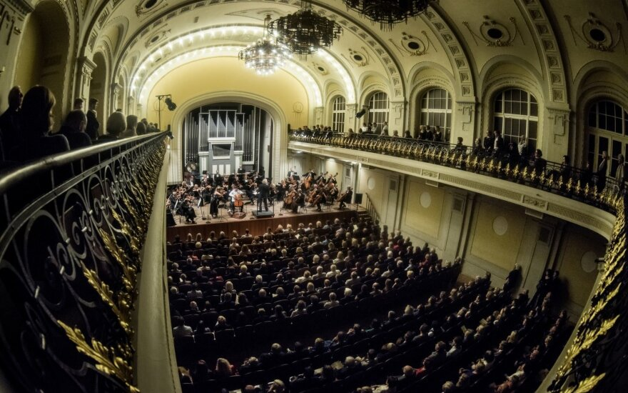 В Вильнюсе выступит известный российский пианист Андрей Гугнин