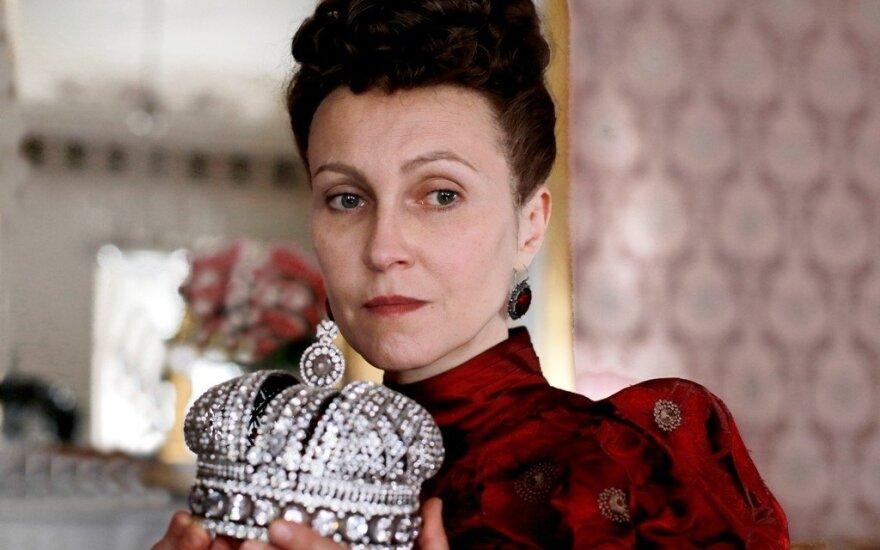 """Ingeborga Dapkūnaitė, kadras iš filmo """"Matilda"""""""