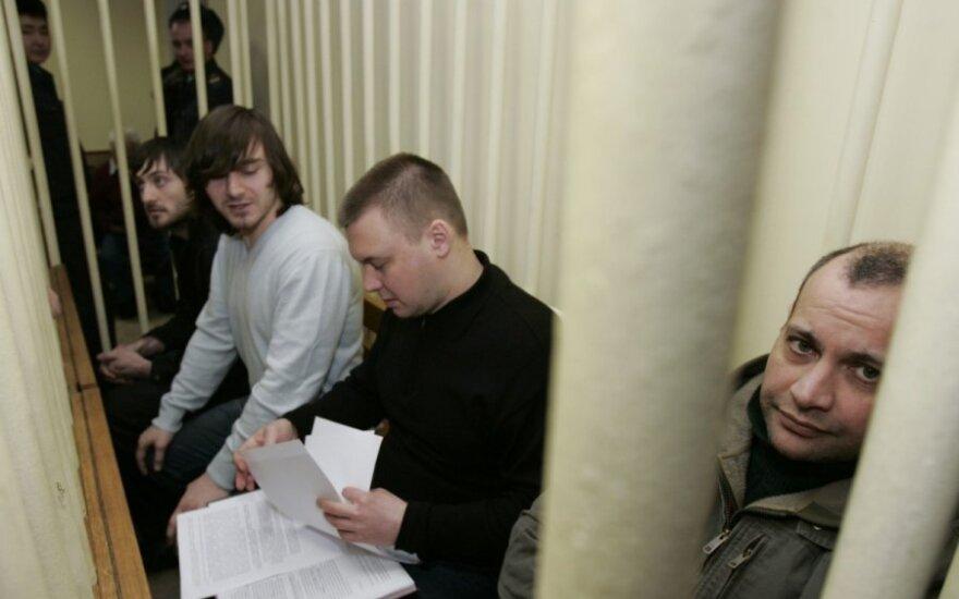 Обвиняемые по делу об убийстве Политковской арестованы