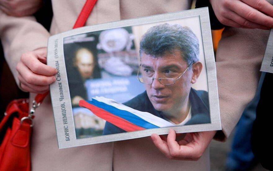 В Вильнюсе предлагают назвать сквер именем Немцова: это станет перекличкой национальных героев