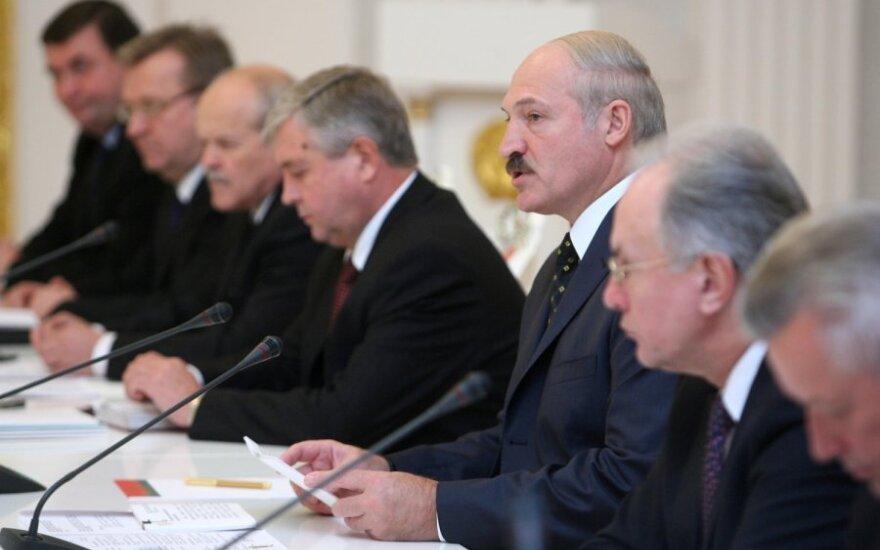 Sergejus Martynovas, Aleksandras Lukašenka, Vladimiras Semasko