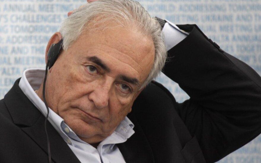 USA: Strauss-Kahn i pokojówka zawarli ugodę
