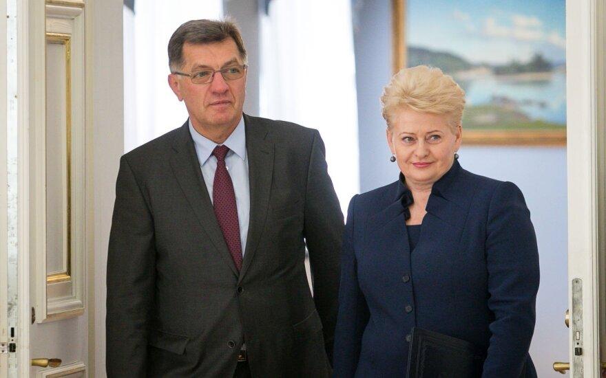Новый ТК: премьер ищет пути преодоления вето Грибаускайте