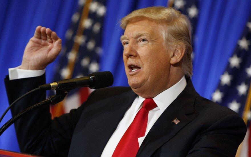 Трамп назвал условие для отмены санкций США в отношении России