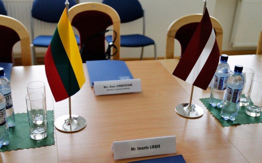 В МИДе представят перспективы сотрудничества Литвы и Латвии