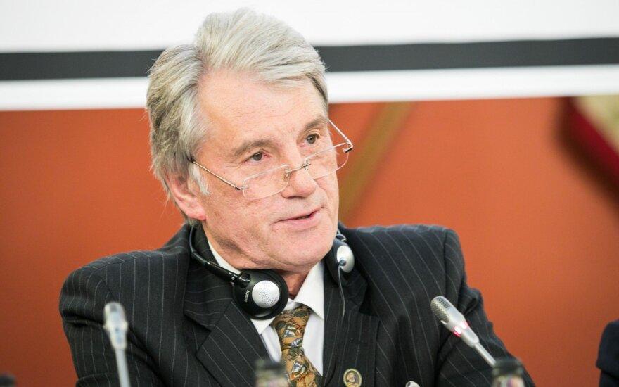 Viktoras Juščenka