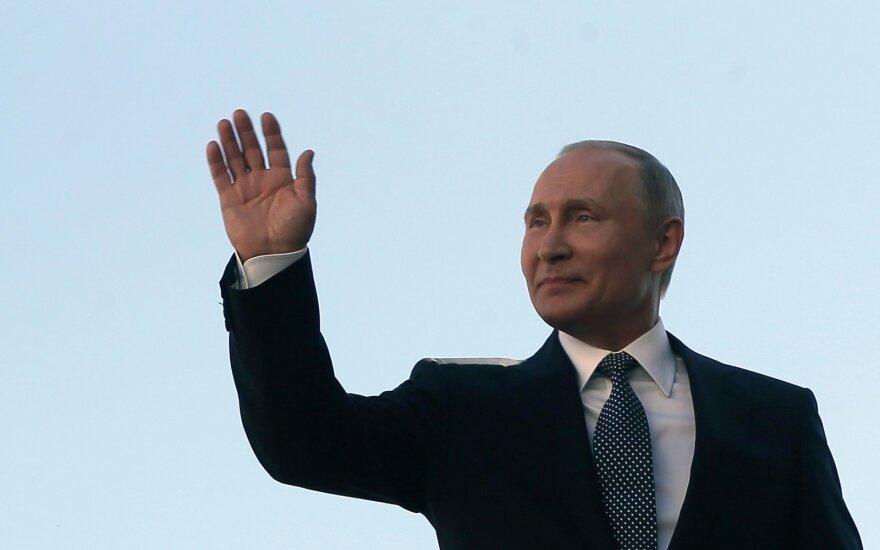Путин предложил Госдуме назначить Медведева премьер-министром