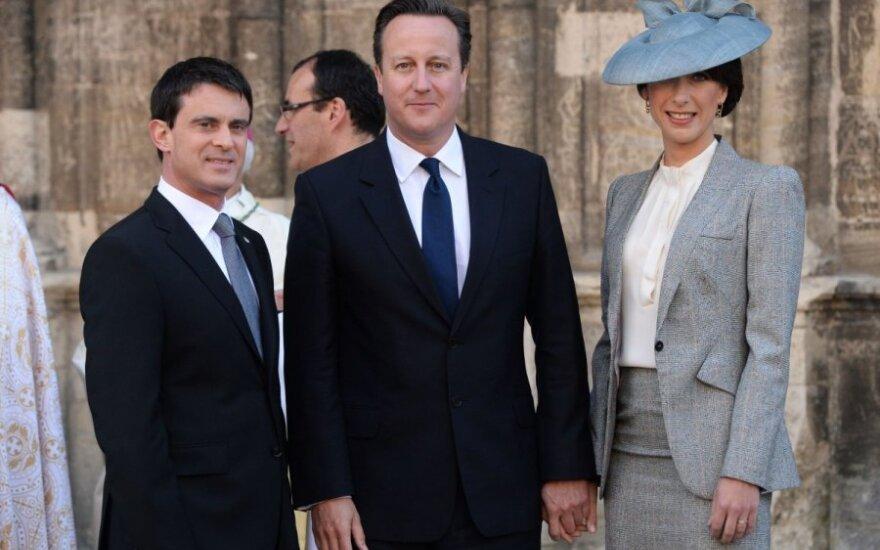 Cameron się sprzeciwia, ale nie ma silnego wsparcia