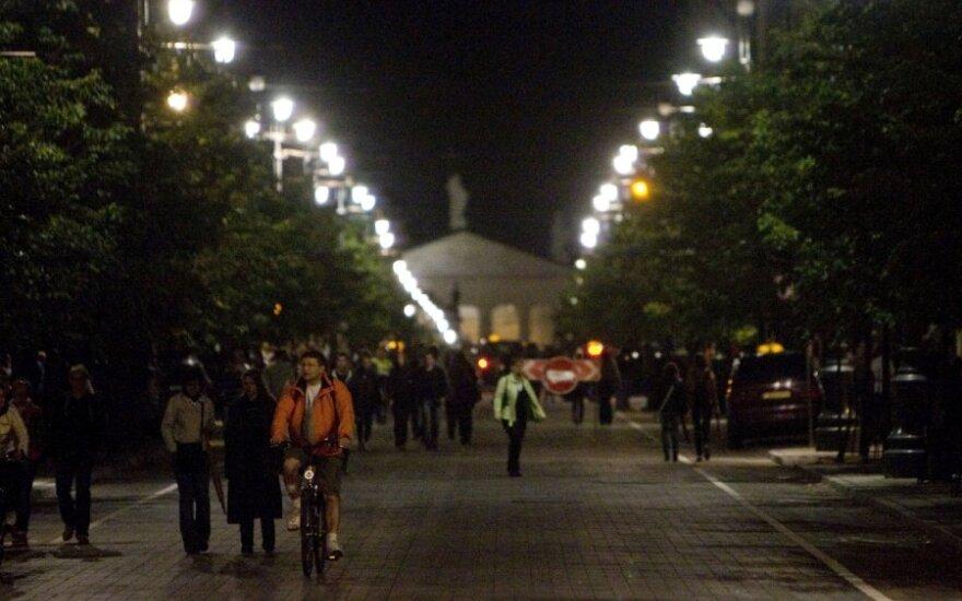 Tebūnie naktis 2011