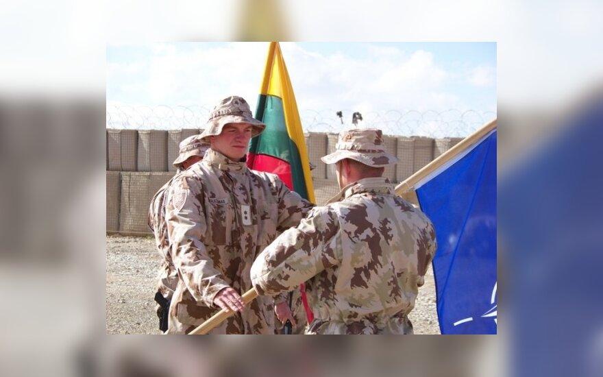 Литва пошлет в Афганистан еще 20 солдат