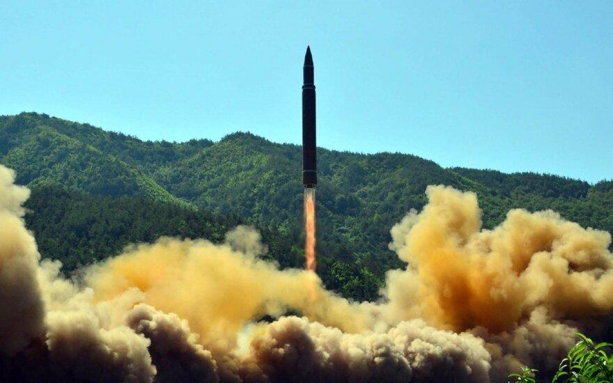 КНДР показала видео с предупреждением о ракетном ударе по Гуаму